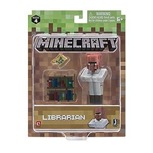 Minecraft – Bibliothekar Figur