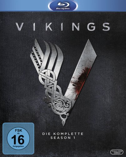 Vikings - Season 1 [Blu-ray]