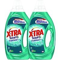 X Tra Fraicheur + Lessive Liquide 1,25 L -