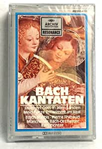 Kantaten Bwv 51+199 [Musikkassette]