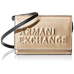 Armani Exchange Embossed...