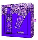 fruttini SEDUCTIVE Passionfruit Geschenkset (Body Spray 125 ml, Hand Cream 50 ml)  - vegan & parabenfrei, 1er  Pack (1 x  1 Set)