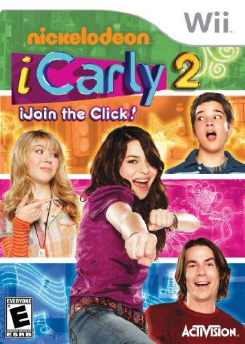 iCarly: iJoin the Click (Wii) [Edizione: Regno Unito]