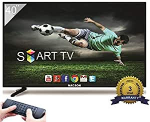 Nacson NS4215Smart 102 cm ( 40 inches ) Smart Full HD (FHD) LED Television With 3*Years+AirFly Keyboard/Mouse