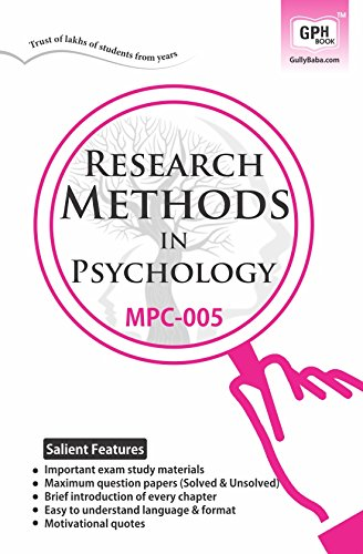 MPC-005 Research Methods in Psychology