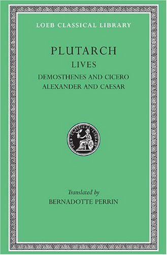 Lives: v. 7 (Loeb Classical Library) por Plutarch