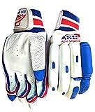 #8: ASC Virat Kohli Design Player Edition Batting Gloves Right Hand - Mens