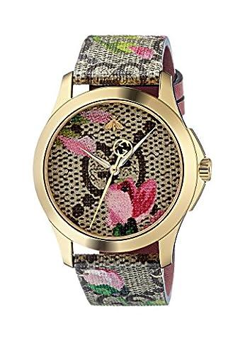 Gucci Damen-Armbanduhr YA1264038