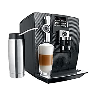 jura j95 tft carbone aroma kaffeemaschine. Black Bedroom Furniture Sets. Home Design Ideas