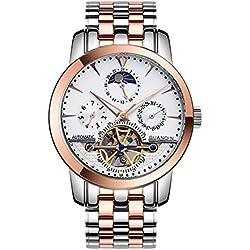 Zhangism Waterproof Tourbillon Automatic Mechanical Male Watch
