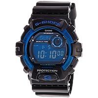Casio G-8900A-1DR (G354) - Reloj de pulsera hombre, plástico, color negro