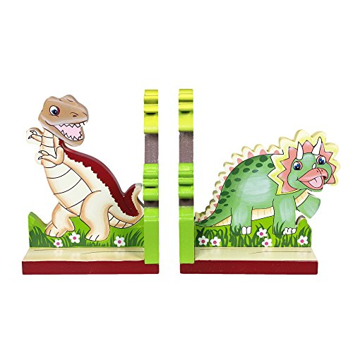 Teamson TD-11702A Fantasy Fields Enchanted Woodland Bookends