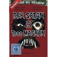 Der Satan mit den 1000 Masken - Die Rückkehr der Galerie des Grauens 3