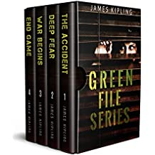 Green File Crime Thrillers Boxset: A Christian Mystery (English Edition)