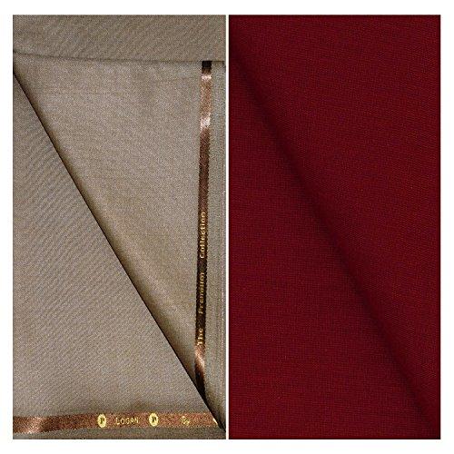 Kundan Sulz Gwalior Men s Executive Pure Cotton Linen Blended Shirt ... 649fd287d