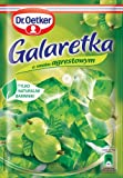 Götterspeise - Stachelbeere von Dr. Oetker // Galaretka Dr Oetker - Agrestowa 75g