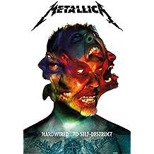 Maxi Poster Metallica Hardwired