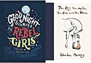 Good Night Stories for Rebel Girls + The Boy, The Mole, The Fox and The Horse