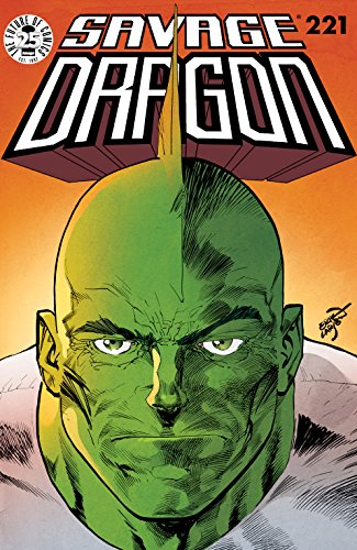 Savage Dragon #221 (English Edition)