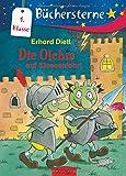 Die Olchis auf Klassenfahrt: Mit 16 Seiten Leserätseln und -spielen