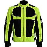 2017 nueva transpirable verano chaqueta de Moto Carreras de Motocross Off-Road chaquetas cortavientos Racing Protective Armor protectores de chaqueta para hombre