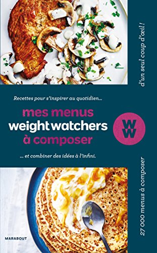 Mes menus Weight Watchers