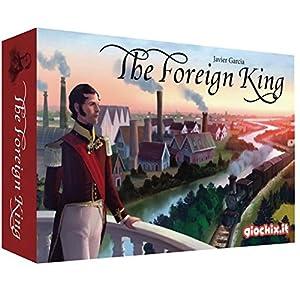 Inmedia Srl / Giochix GIO00027 Foreign King Board Game