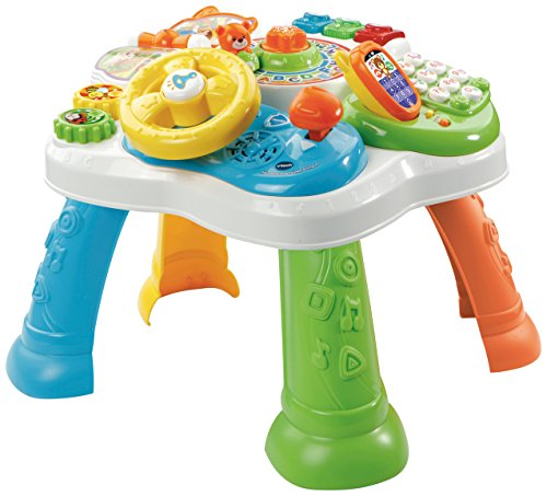 VTech – 181515 – Ma Table d'Activité Bilingue – Multicolore