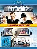 Hot Fuzz/Paul - Ein Alien auf der Flucht