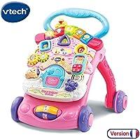 VTech - Super trotteur parlant 2 en 1 rose