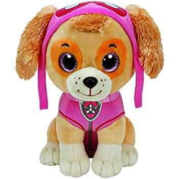 Ty Small - Everest Pat' Patrouille Peluche, TY41300, Multicolore