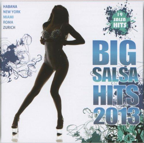 Preisvergleich Produktbild Big Salsa Hits 2013