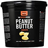 THE PROTEIN WORKS Erdnussbutter, Simply Smooth, 1kg