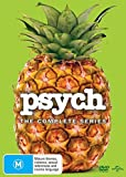 Psych - The Complete Series - Season 1-8