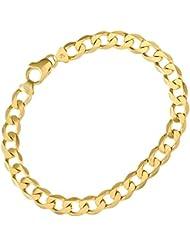 "Citerna UTD220 8.5"" - Pulsera de oro amarillo de 9 quilates sin gema"