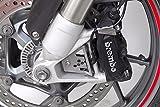 Ro-Moto ABS-Protezione sensore anteriore per B-M-W R1250GS, R1250GS Adventure, R1250RT, R1250RS, R1250R, R1200GS LC, R1200R, R1200RS, R1200RT, S1000XR