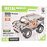 IGP Metal Model Hummer Car Assembly Set 300 Pcs Assembly Toys For Kids Birthday Gifts For Kids