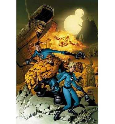 [ FANTASTIC FOUR ULTIMATE COLLECTION BY WAID, MARK](AUTHOR)PAPERBACK