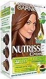 Garnier Nutrisse Creme Coloration Heller Bernstein 64 Färbung für Haare