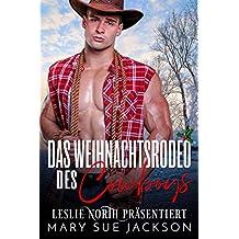 Das Weihnachtsrodeo des Cowboys