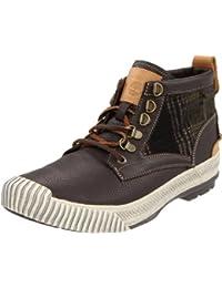 Timberland CANARD OX BROWN 36559 - Zapatillas de deporte de cuero para hombre, color marrón, talla 40
