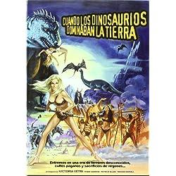 Cuando Los Dinosaurios Dominaban La Tierra [DVD]