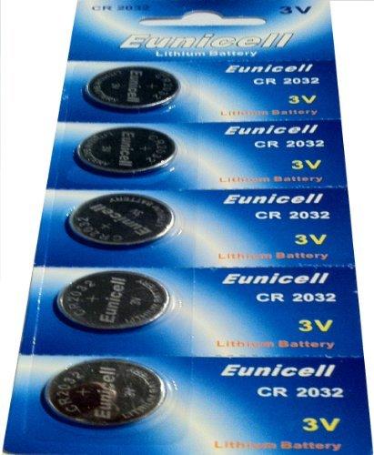5x CR20323V Lithium pila a bottone 210mAh (1Blister ercard a 5batterie) prodotto di marca–--