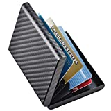 Metal Card Holder Wallet RFID Blocking Stainless Steel Credit Card Protector for Men