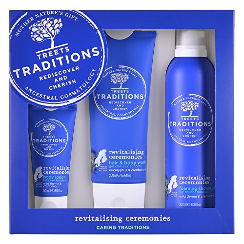 treets Traditions Revitalising Cere monies Gift Set Large, 1er Pack (1 x 3.9 kg)