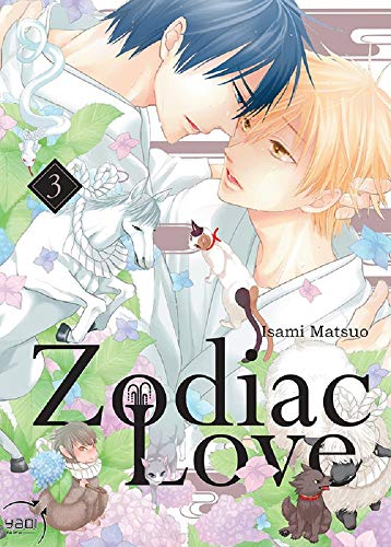 Zodiac Love Edition simple Tome 3