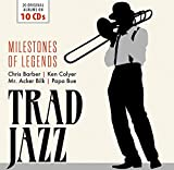 Trad Jazz - Milestones Of Legends