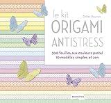 Kit origami anti-stress