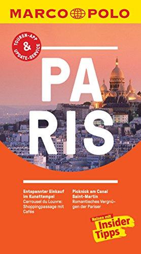 Paris Seine-touren (MARCO POLO Reiseführer Paris: inklusive Insider-Tipps, Touren-App, Update-Service und NEU: Kartendownloads (MARCO POLO Reiseführer E-Book))