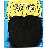 Studio Décor Beard Party Prop,Faux Hair,7x7 inches